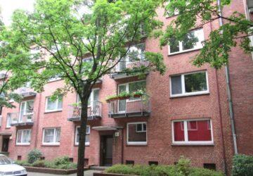 Gemütliche 2-Zi-Wohnung für zentrales Wohnen in Hamm, 20537 Hamburg, Etagenwohnung