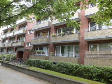 Moderne und gemütliche Singlewohnung mit Balkon – Nahe der Osterstraße, 22527 Hamburg, Etagenwohnung