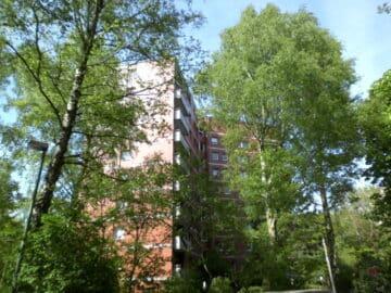Einziehen und wohfühlen – Helle Singlewohnung mit tollem Ausblick, Autal 20<br>22880 Wedel<br>Etagenwohnung