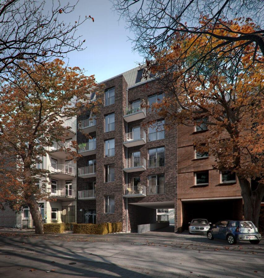 Kompakte Neubauwohnung die überzeugt! ERSTBEZUG - Bild