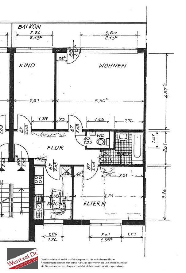 Ihr neues Zuhause in Tostedt! - Grundriss