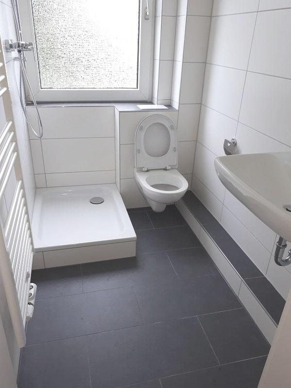 Erstbezug nach Modernisierung - Zum Einzug bereit - Duschbad