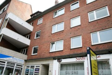 Singlewohnung in zentraler Lage- Eimsbüttel ums Eck, 22525 Hamburg, Etagenwohnung