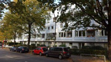 Ideale Singlewohnung zwischen Alster und Stadtpark!, 22301 Hamburg, Erdgeschosswohnung