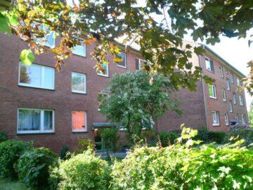 Gemütliche Singlewohnung mit Balkon – Mitten in Jenfeld, 22043 Hamburg, Etagenwohnung