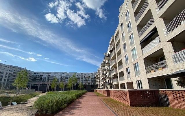 Skyline von Hamburg genießen! Süd/ West Balkon! - Titelbild