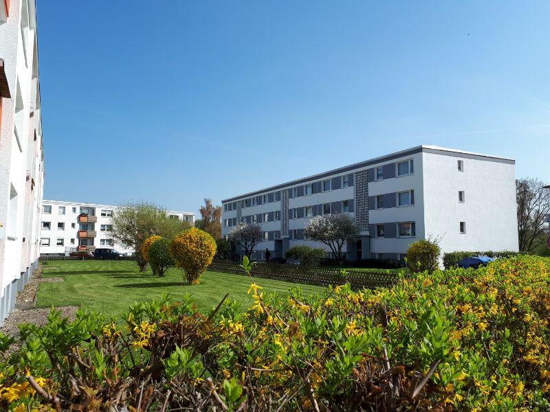 Bereits modernisiert - Schöne Wohnung mit Balkon - Bild