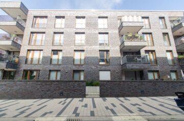 Großzügige Familienwohnung mit Balkon in begehrter Lage!, Alter Güterbahnhof 8f<br>22303 Hamburg<br>Etagenwohnung