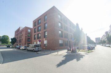 Geräumige Wohnung für die ganze Familie, Alter Güterbahnhof 8d<br>22303 Hamburg<br>Etagenwohnung