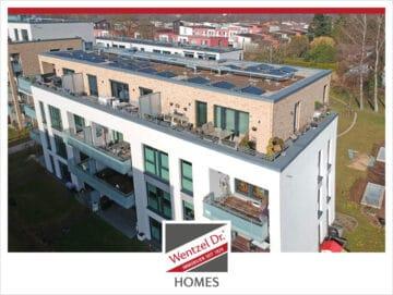 Neubauwohnung mit Terrasse und Garten!, 22143 Hamburg, Erdgeschosswohnung