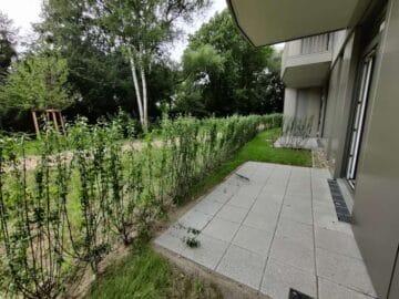 Helle 2 Zimmer Wohnung mit Blick ins Grüne!, Friedrich-Ebert-Damm 241 g<br>22159 Hamburg<br>Erdgeschosswohnung