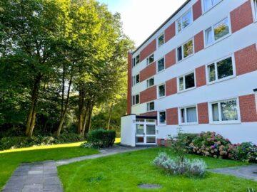 Geräumige Wohnung mit neuem Badezimmer, Grelckstr. 23 b<br>22529 Hamburg<br>Erdgeschosswohnung