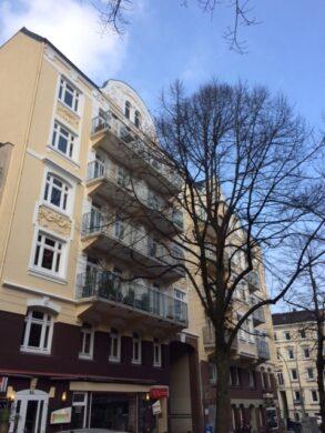 Zentral in Eppendorf wohnen, Geschwist-Scholl-St. 52<br>20251 Hamburg<br>Etagenwohnung