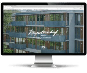 Projektwebsite