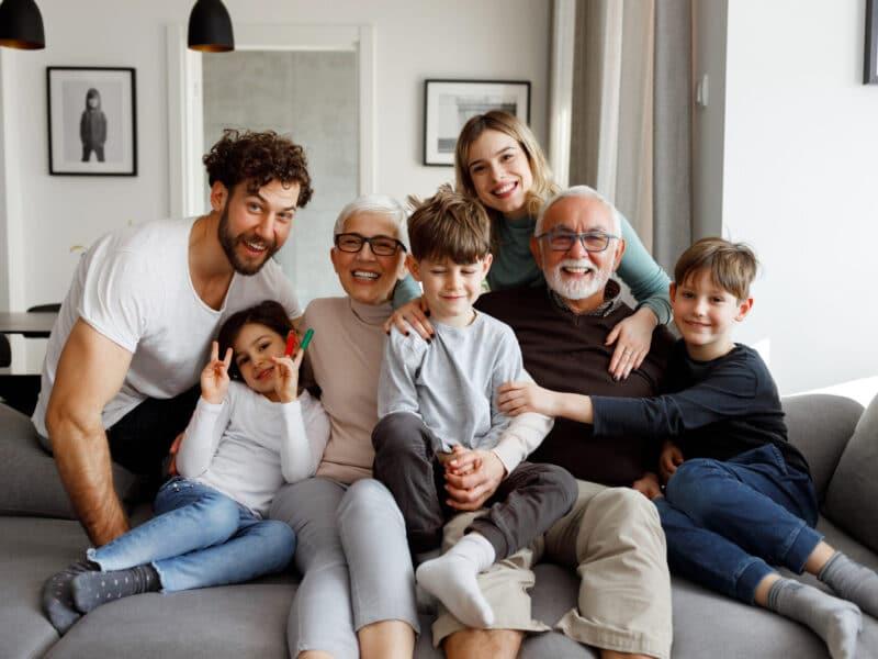 Von der WG bis zum Mehrgenerationenhaus: Deutsche sind offen für neue Wohnformen