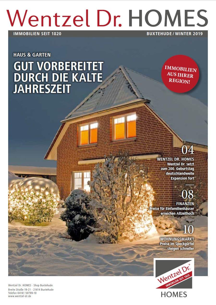Wentzel Dr Magazin Buxtehude Titel Ausgabe 2 2019