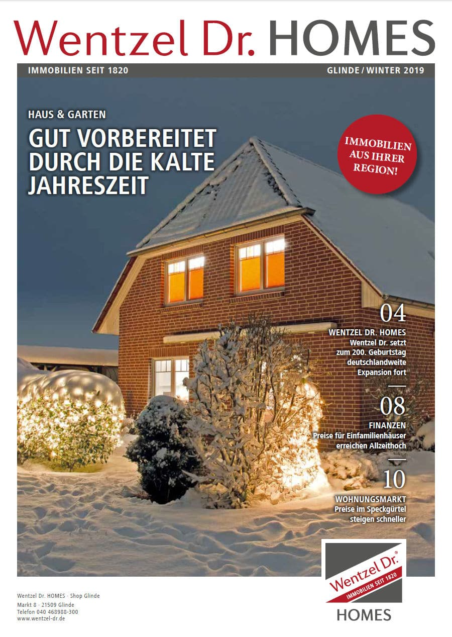 Wentzel Dr Magazin Glinde Ausgabe 2 2019